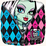 "шар из фольги ""Monster High"" (квадрат)"
